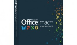 OFFICE FOR MAC HOME & BUSINESS